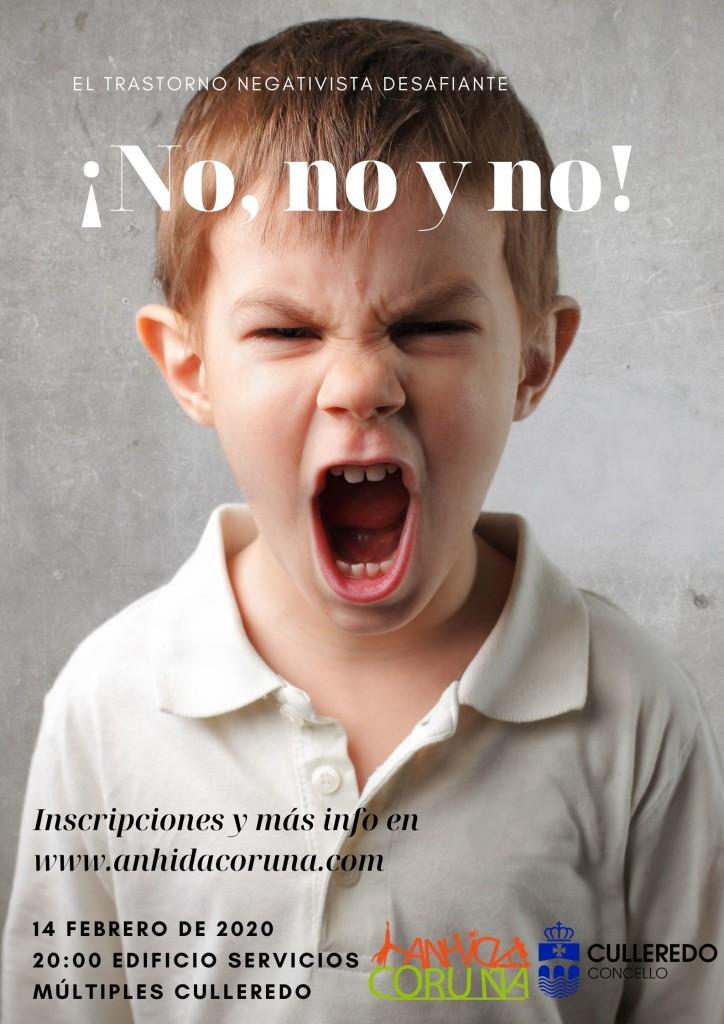 ¡No, no y no!